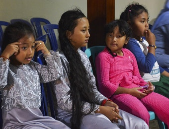 Aura Kedewasaan Selepas Rambut Gombak Dipotong