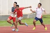 Timnas Raih Medali Juara di ajang Asian Grand Prix