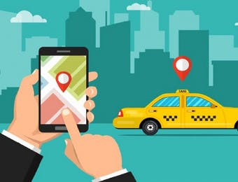 Dapatkah Transportasi Online Menghilangkan Kebutuhan akan Transportasi Publik?