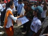 Wujud Terima Kasih Pemerintah, Veteran di Maluku Utara Mendapat Bantuan Hunian Baru
