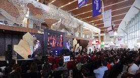 Mandiri Pekan Raya Indonesia 2017 Dukung Pertumbuhan Industri MICE Nasional
