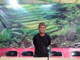 Gambar sampul Bantu Warga Isoman, Ghufron Lana Penjual Bubur di Bandung Bagikan Bubur Gratis