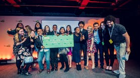 Delegasi Indonesia Juara di YOUTH AG SUMMIT Brussels 2017
