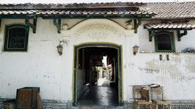 Kisah dari Pintu dan Lorong-lorong Tua Kotagede