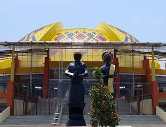 Selamat ! Telah Dibuka Pusat Peragaan IPTEK di Kota Mangga, Indramayu