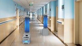 Upaya Basmi Covid-19, Telkom University dan LIPI Ciptakan Robot Khusus