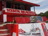 Gambar sampul Melihat Kampung Merah Putih di Sudut Negeri
