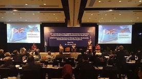 Indonesia Pimpin Sidang UNWTO Asia Timur dan Pasifik 2018
