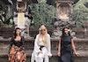 Mengintip Liburan Mewah Keluarga Kardashian di Bali