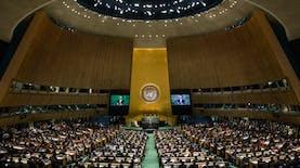 Markas PBB Dibuat Kagum Oleh Angklung