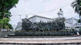 Tugu Titik Nol Surabaya, Wisata Foto-Foto Baru di Surabaya