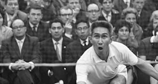 Gambar sampul Kisah Tujuh Pendekar, Para Pembungkam Raksasa di Piala Thomas 1958