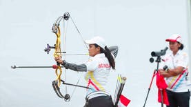 Dellie Threesyadinda, Rela Habiskan Waktu 9 Jam Sehari Guna Raih Medali di Asian Games 2018