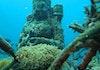 Eksotisme Patung Buddha di Bawah Laut Bali