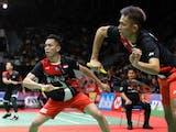 Gambar sampul Rangkuman Hari Kedua Indonesia Masters 2020