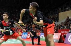 Rangkuman Hari Kedua Indonesia Masters 2020