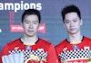 The Minions Juara China Open 2019
