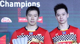 The Minions Juara China Open 2019