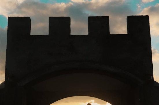 Benteng  Ulantha, Tempat Favorit Penikmat Senja di Gorontalo