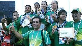 PON XIX JAWA BARAT : Jawa Timur Sabet Juara Umum Cabor Selam laut