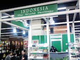 Indonesia's Stand At Frankfurt Book Fair