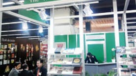 Indonesia's Stand At Frankfurt Book Fair