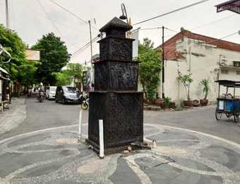 Denyut Kampung Batik Laweyan Sudah Ada Sejak Dahulu