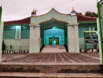 Masjid Bekas Pura di Surakarta