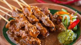 Jadi Makanan Favorit Suzanna, Inilah Ragam Sate dari Pulau Jawa (Bagian 1)