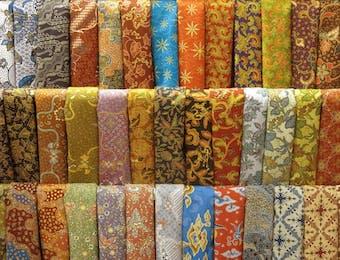 Inilah Macam-macam Filosofi dan Estetika Batik Nusantara