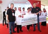 PT Telkom Raih Golden World Award 2017 Dengan Program Jelajah Angkasa Anak Bangsa