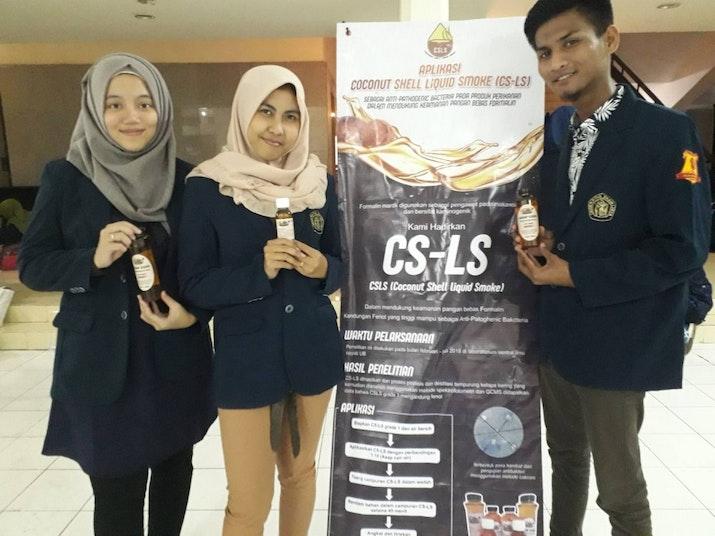 CS-LS (coconut shell liquid smoke) Ciptakan terobosan baru, Bahan pengawet alternatif formalin dari batok kelapa