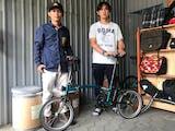 """Gambar sampul Kreuz, Sepeda Brompton """"Made in Bandung"""" yang Laris Manis"""