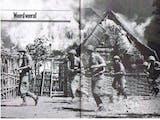 Gambar sampul Saksi Bisu Perang Puputan Pasukan I Gusti Ngurah Rai Melawan Penjajah