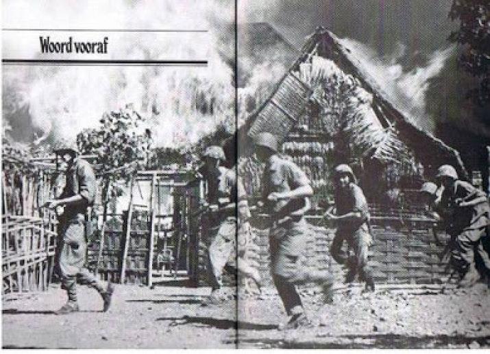 Saksi Bisu Perang Puputan Pasukan I Gusti Ngurah Rai Melawan Penjajah