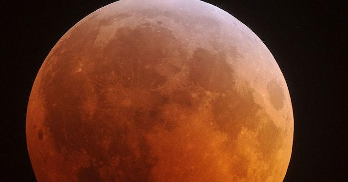 Beberapa Tradisi dan Mitos di Indonesia Saat Gerhana Bulan, Apa saja?