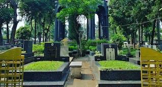 Gambar sampul Bukti Cinta di Balik Kemegahan Mausoleum OG Khouw Petamburan