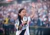 Gadis 7 Tahun Curi Perhatian Seluruh Orang Melalui Lagu Kebangsaan Amerika Serikat