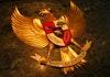 Ternyata Posisi Kaki Garuda Pancasila Pernah Diubah, Ini Sejarahnya!