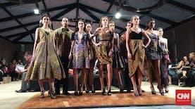 Alleira Batik, Tampilkan Kecantikan Batik dalam Permainan Warna