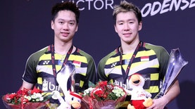 Setelah Puasa 9 Tahun, Akhirnya Indonesia Juara di Denmark Open 2018