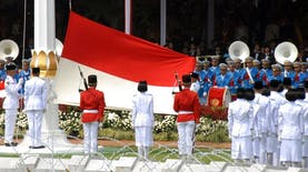 Bendera Sang Saka Merah Putih, Hadiah Pemberian Jepang?