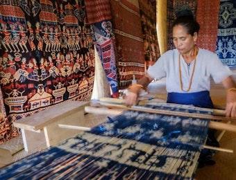 Sumba Silk Road : Misi untuk Kesejahteraan Penenun Sumba