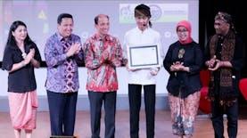 Muda Berkarya. Gamma dengan Proyek Micro Hydro for Indonesia