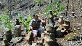 Batu Bidak Peninggalan Zaman Megalithikum Ditemukan