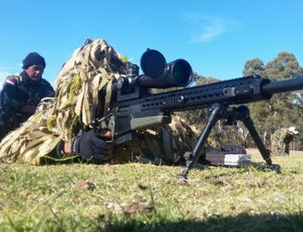 Prajurit TNI AD Tetap Teratas dalam Kemampuan Menembak Antar Angkatan Darat se-Asia Pasifik