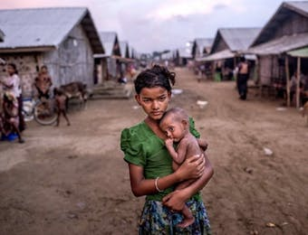 Langkah Indonesia untuk Menyudahi Konflik Myanmar