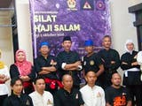 Gambar sampul Jaga Tradisi, Pesilat Banten Berbagi Jurus Di Bandung