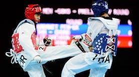 Raih Emas di Kejuaraan Asia, Timnas Taekwondo Indonesia Optimis Taklukan Asian Games 2018