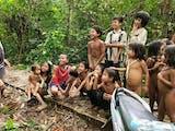 Gambar sampul Melangun, Cara Suku Anak Dalam Menghilangkan Kesedihan